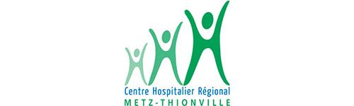 Effarouchement Hôpitaux CHU de Metz-Thionville